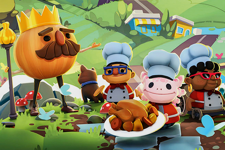OVERCOOKED ALL YOU CAN EAT -