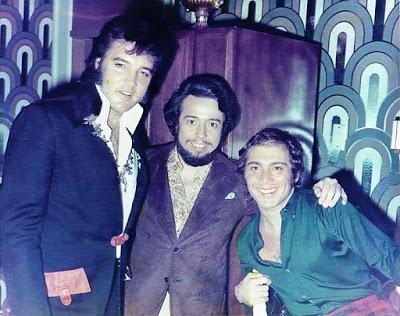 Sérgio Mendes e Elvis Presley
