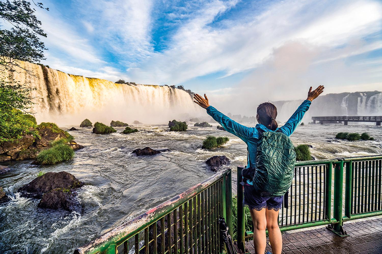 NAS ÁGUAS -Foz do Iguaçu: no Brasil, os passeios respondem por 8% do PIB e geram renda para 10 milhões de pessoas -