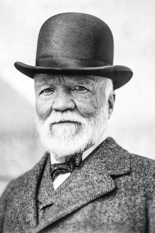 MODELO -Carnegie: um exemplo americano -