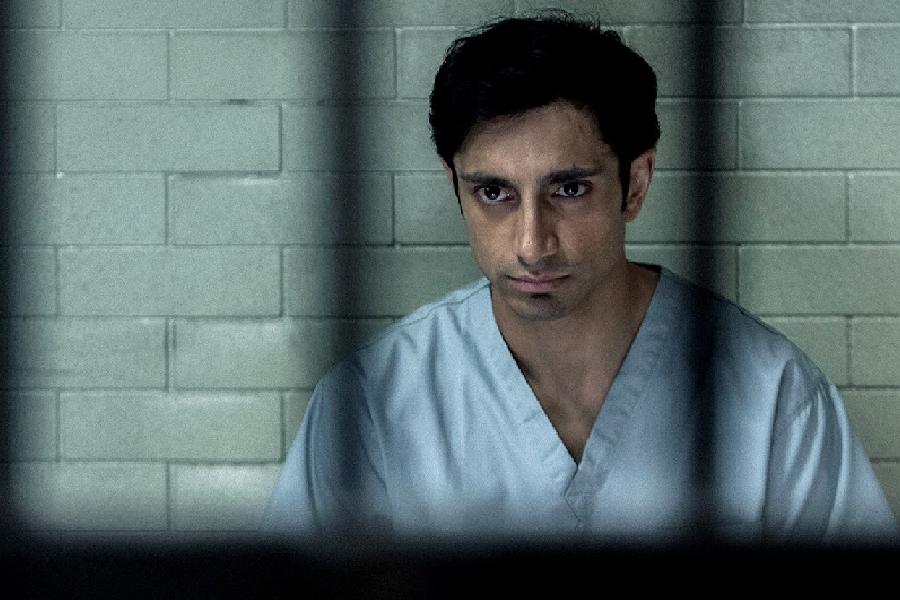 Riz Ahmed em The Night Of.