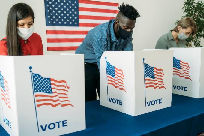 Votação nos Estados Unidos