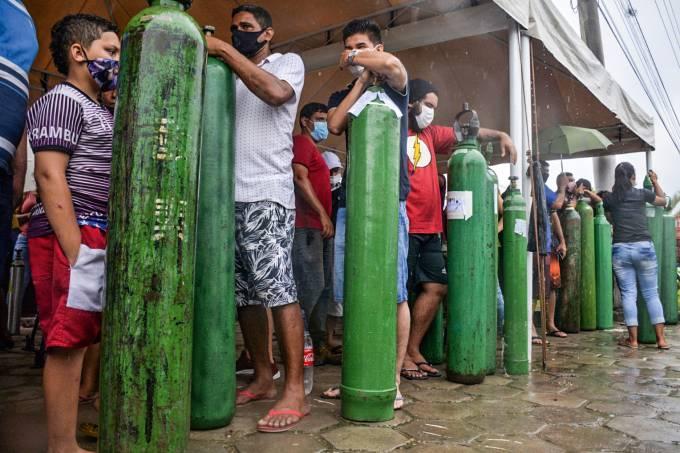 BRAZIL-HEALTH-VIRUS-OXYGEN