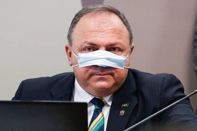 BRAZIL-HEALTH-VIRUS-COMMISSION-PAZUELLO