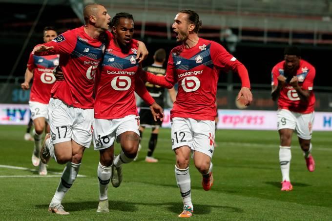 Angers SCO vs Lille OSC