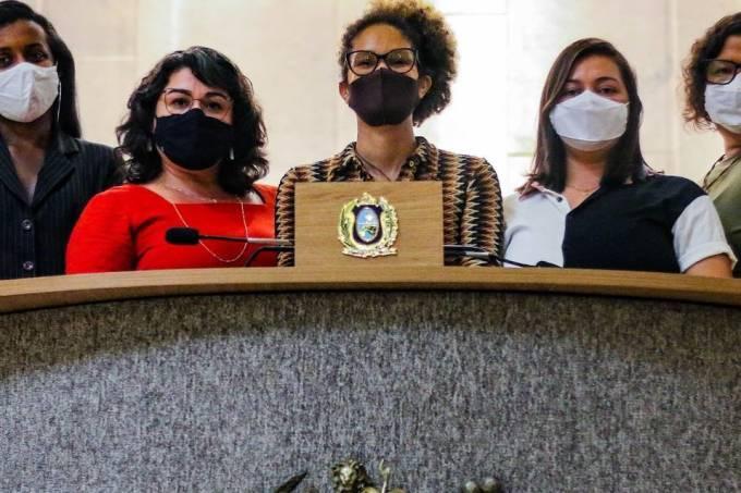 Juntas Codeputadas foram eleitas em 2018 para mandato coletivo na Assembleia Legislativa de Pernambuco