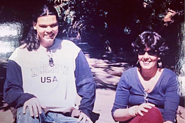 Bruno Covas e sua mãe, Renata Covas Lopes -