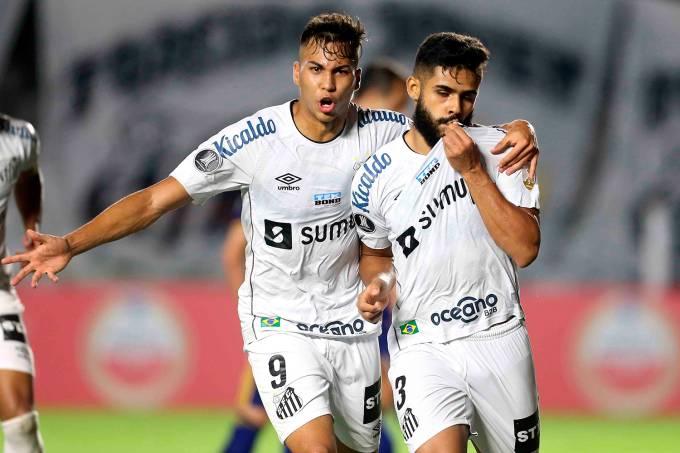 Santos – Boca Juniors