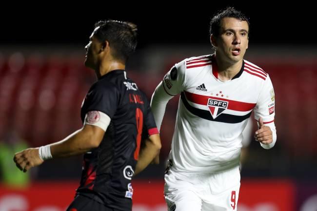 Pablo é responsável direto pela boa campanha do São Paulo em 2021 -