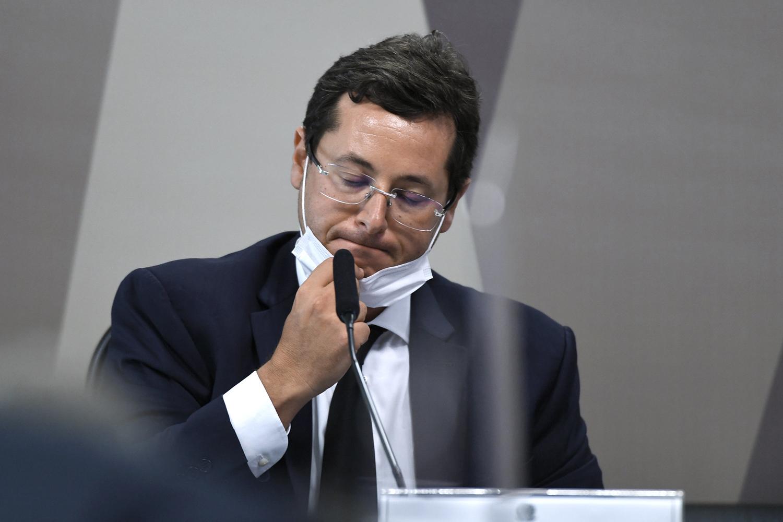 Fabio Wajngarten mentiu na CPI   VEJA