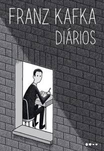 DIÁRIOS — 1909-1923,de Franz Kafka (tradução de Sergio Tellaroli; Todavia; 576 páginas; 99,90 reais e 29,90 em e-book) -