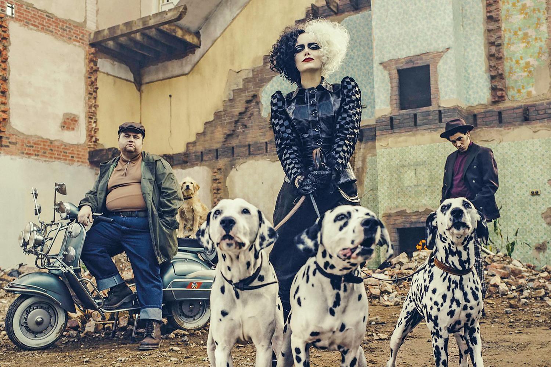 Cruella de Vil vira Cinderela punk em novo filme da Disney | VEJA