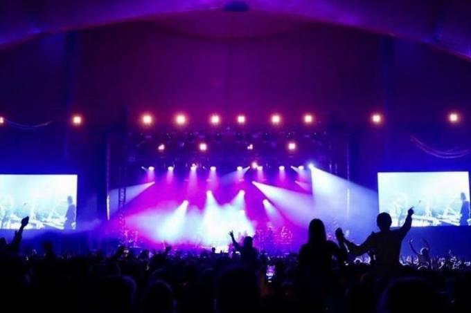 Festival em Liverpool