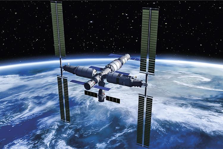 Estação espacial Tiangong -