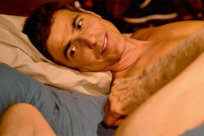 Reynaldo Gianecchini. Ele aparece pelado no filme Fedro, com Zé Celso