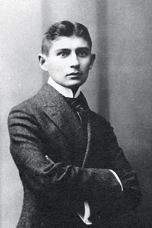 Franz Kafka (1883-1924) -