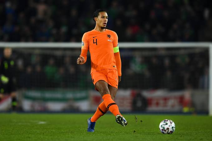 Northern Ireland v Netherlands – UEFA EURO2020 Qualifier – Group C