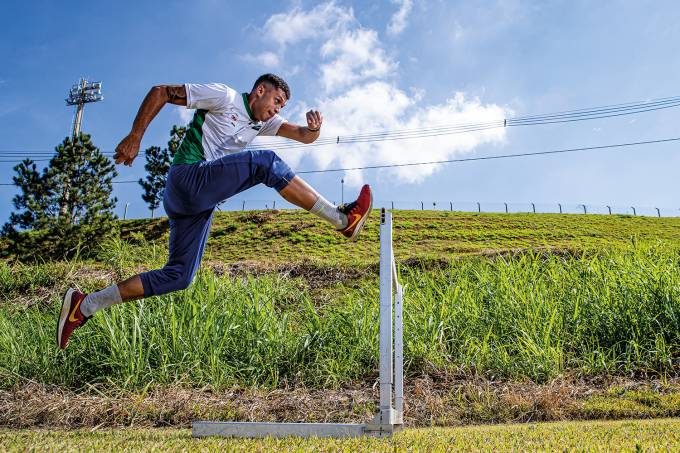 A Day with Olympic Athlete Marcio Teles Amidst the Coronavirus (COVID – 19) Pandemic