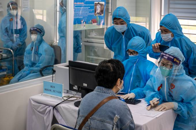 Coronavírus – covid – Vietnã