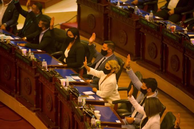 Legislative Assembly Relieves Attorney General of El Salvador