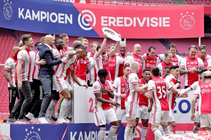 Ajax v FC Emmen – Dutch Eredivisie