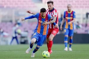 Atlético de Madri e Barcelona empatam sem gols -