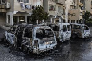 Lod, Israel, viveu noite de distúrbios entre árabes e judeus