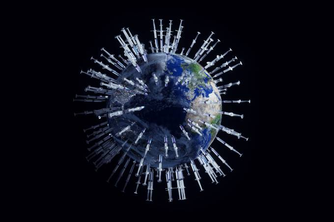 Vaccination of Planet Earth