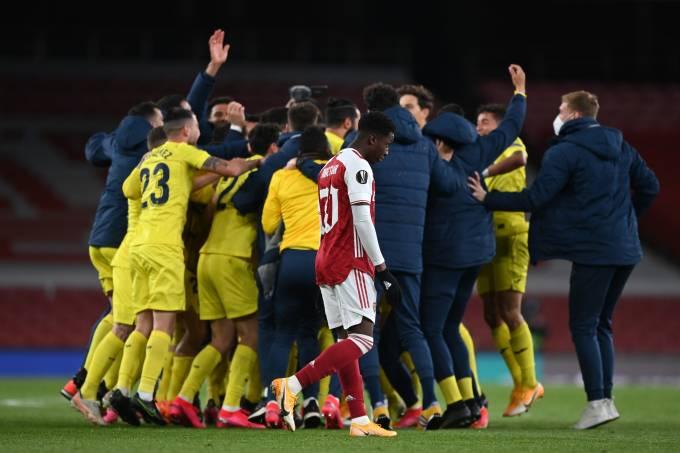 Arsenal v Villareal