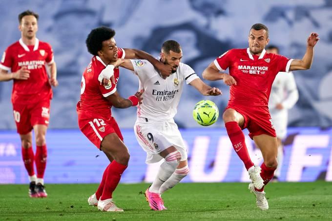 Real Madrid v Sevilla FC – La Liga Santander