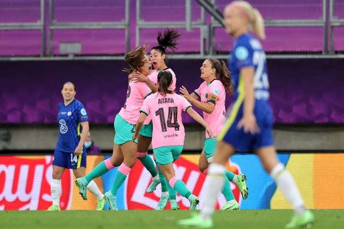 Chelsea FC v FC Barcelona – UEFA Women's Champions League Final 2021