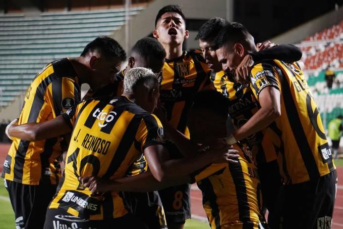 The Strongest v Santos – Copa CONMEBOL Libertadores 2021