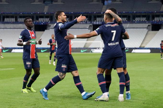 Paris Saint Germain v AS Monaco – French Cup Final