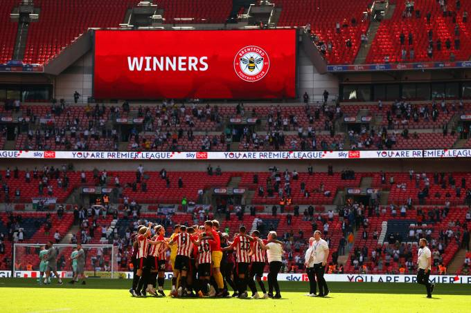 Brentford v Swansea City – Sky Bet Championship Play-off Final