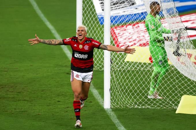 Flamengo v Palmeiras – Brasileirao 2021