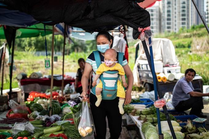 Scenes Of Wuhan As Interest Renews In COVID-19 Origins