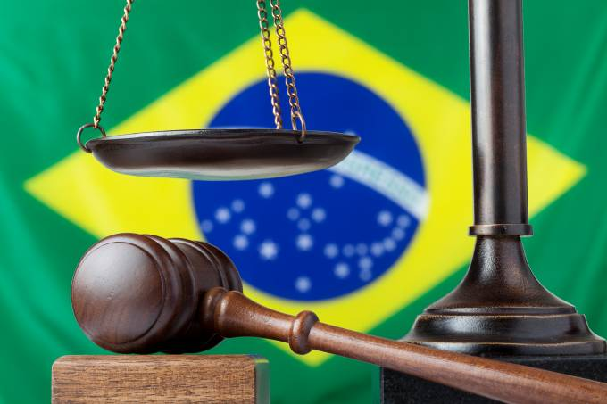 South American justice