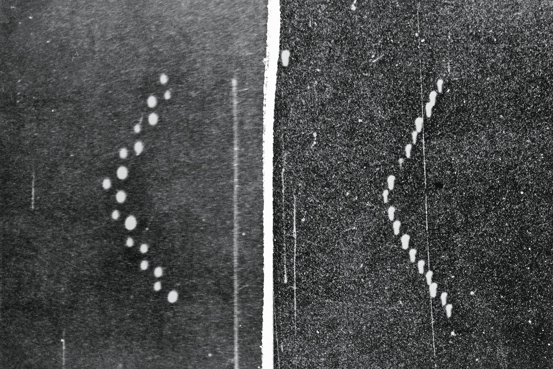 EM 1951- Formação de luzes no Texas: o primeiro óvni investigado era um fenômeno natural -