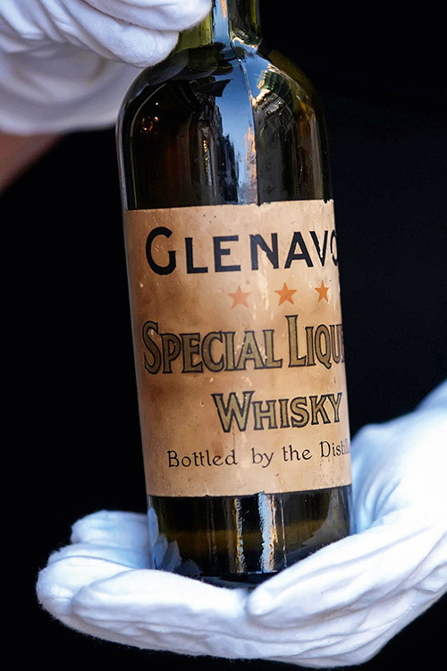 Glenavon Special -