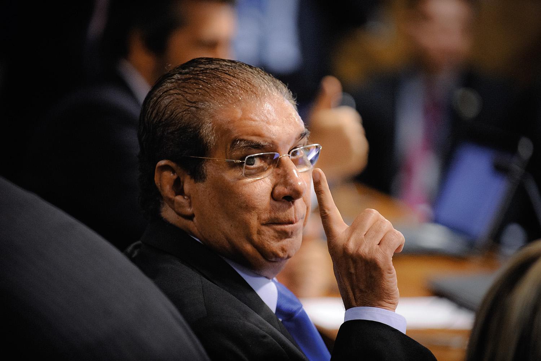 PALANQUE- Jader Barbalho: acerto com o senador incluiria o apoio de Lula à reeleição de Hélder Barbalho ao governo do Pará -
