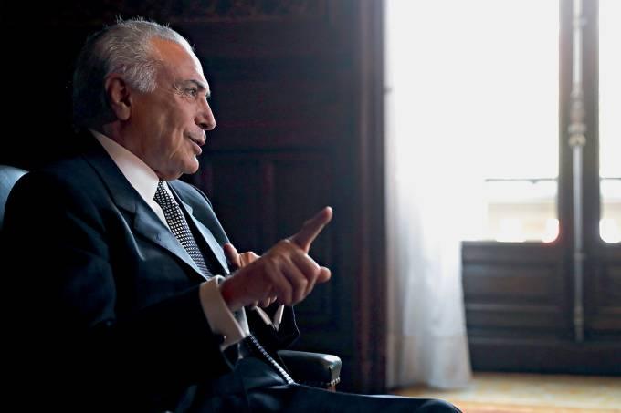 """Temer: """"No hay la menor posibilidad de perder la democracia en Brasil"""""""
