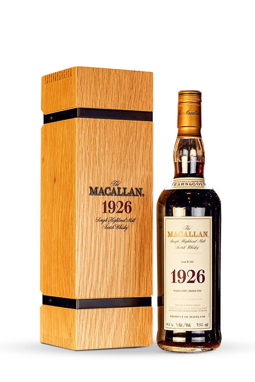 Macallan Fine and Rare -