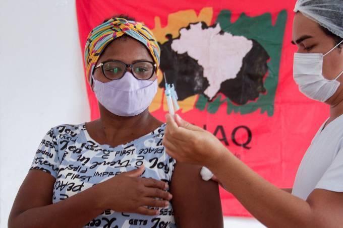 Manaus vacina