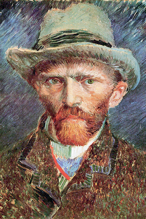 Vincent Van Gogh (1853-1890) -