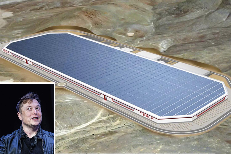 BATENDO A PORTA -Musk, que está construindo uma monumental fábrica da Tesla no Texas e se mudou para lá: críticas à Califórnia burocrática e inimiga dos empresários -
