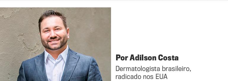 Letra de médico Adilson Costa