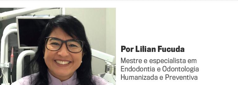 Letra de médico Lilian Fucuda