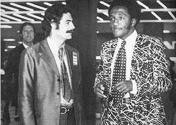Rivellino e Caju, pela seleção brasileira, em 1971