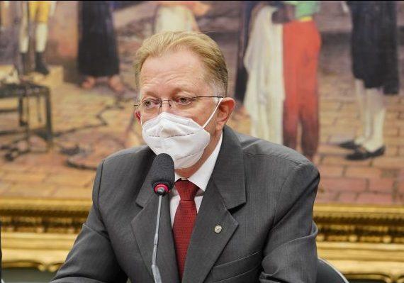 Deputado João Campos (Republicanos-GO)