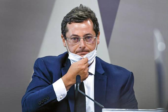 O recuo desastroso de Fabio Wajngarten na CPI da Pandemia